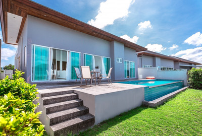 Anan Lake view pool villa 56