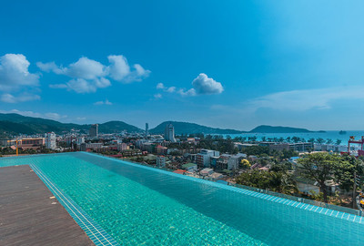 Sea View Patong Apartments