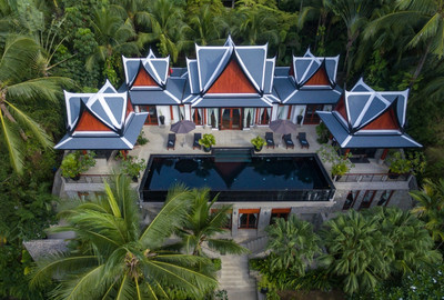 The Thai Balinese villa